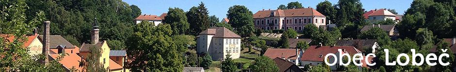 Obec Lobeč